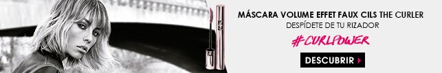 Yves Saint Laurent - Mascara Volume - #curlpower